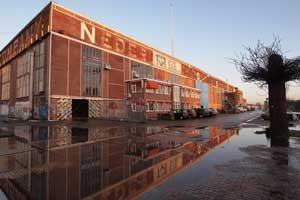 NDSM Loods theater Amsterdam