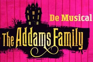 The Addams Family - De Musical Comedy