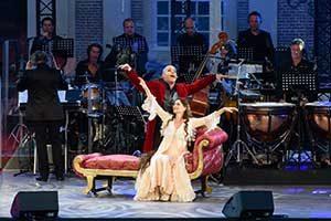 Elisabeth in Concert op Paleis Soestdijk in 2018