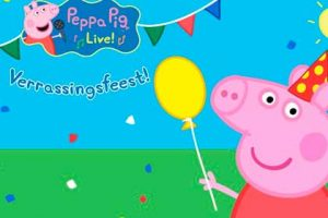 Peppa Pig - Verrassingsfeest!