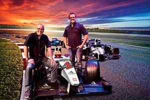 De Formule 1 Show - Olav Mol & Jack Plooij