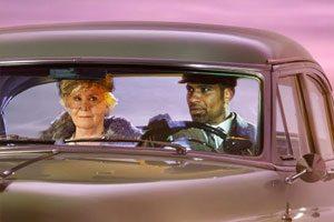 Grande Dame van het toneel in Driving Miss Daisy