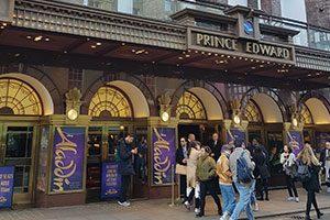 Recensie Aladdin London