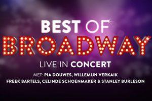 Best of Broadway Live in concert