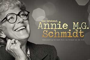 Simone Kleinsma in alle voorstellingen van Was Getekend, Annie M.G. Schmidt vanaf september