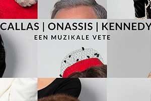 Muzikale vete over Callas, Onassis en Kennedy