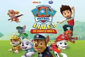 Paw Patrol Live! (2+)