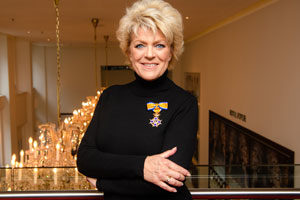 Simone Kleinsma ontvangt koninklijke onderscheiding