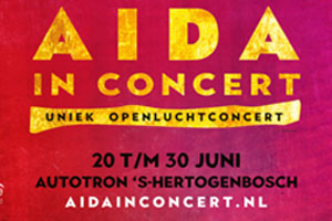 Speeldata Aida in Concert