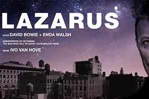 David Bowie's Lazarus krijgt eigen tram
