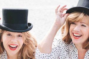 Nieuwe serie theaterconcerten Janke Dekker en Amy Egbers