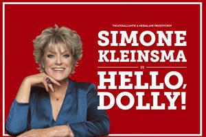 Simone Kleinsma krijgt de hoofdrol in musical HELLO, DOLLY!