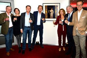 Mies Bouwman Foyer in het Beatrix Theater Utrecht geopend