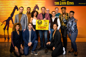 Disney's The Lion King vestigt een nieuw musical record in Nederland