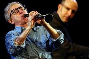 24 juni a.s. Woody Allen in Carré