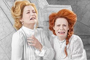 Yentl en de Boer het theater in met nieuwe voorstelling