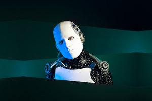 Theaterspektakel Robot