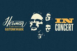 Herman in een bakje Geitenkwark - Herman in Concert