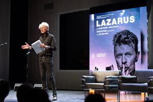 Bowie Talk tijdens de Uitmarkt groot succes