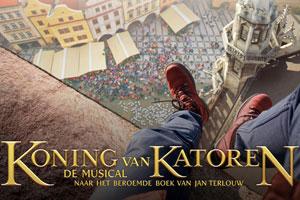 Koning van Katoren de musical