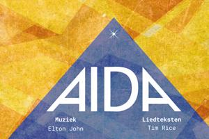 Doorgewinterd talent vertolkt hoofdrollen in musical Aida