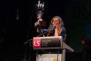 De winnaar van het Leids Cabaretfestival is Lisa Ostermann
