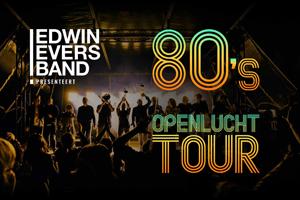 Edwin Evers 80's Openlucht Tour