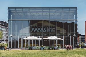 Maaspodium Rotterdam opent 5 juni zijn deuren