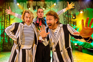 Ashton Brothers terug in het theater met coronaproof-show
