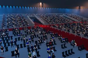 Theater aan het Vrijthof en MECC Maastricht lanceren nieuwe theaterzaal met 1250 stoelen