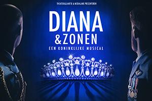 Marlijn Weerdenburg is Diana in nieuwe musical Diana & Zonen