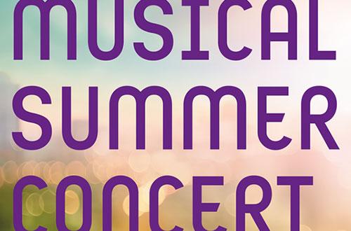 Musical Summer Concert terug in Zuiderparktheater Den Haag