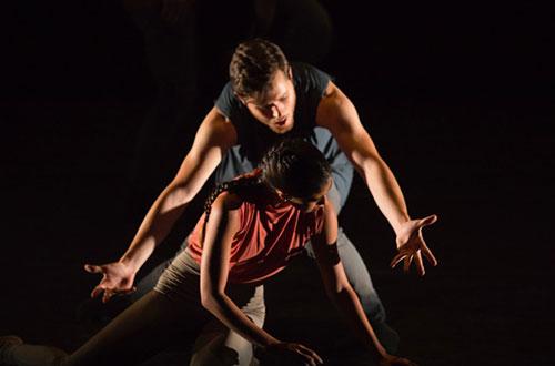 Dansers van Scapino Ballet presenteren Made in Rotterdam