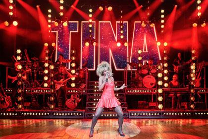 TINA – De Tina Turner Musical vanaf 14 juli terug in het Beatrix Theater Utrecht