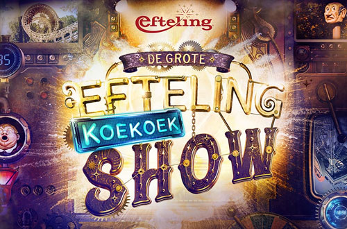 De Grote Efteling Koekoek Show (8+)