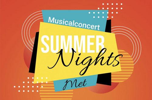 Summer Nights, musicalconcert met onder andere Tony Neef en Tessa Sunniva van Tol