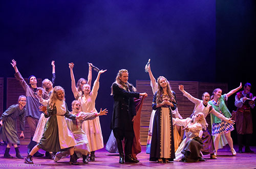 Recensie - Arthur & de Glazen Kroon (Rijswijks Jeugdtheater)