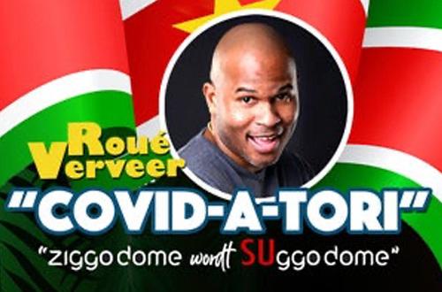 Extra Covid-A-Tori van Roué Verveer in Ziggo Dome