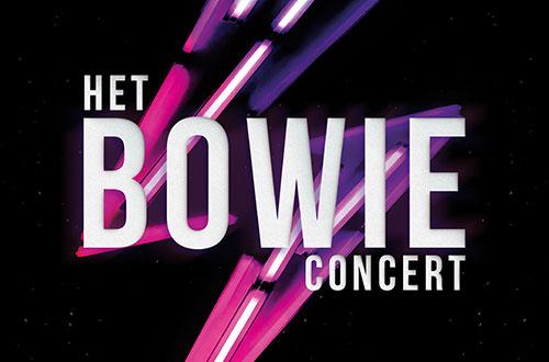 The BOWIE Concert