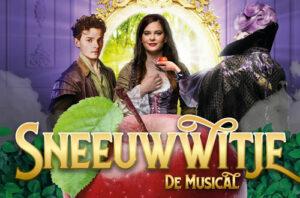 Sneeuwwitje de musical (4+)