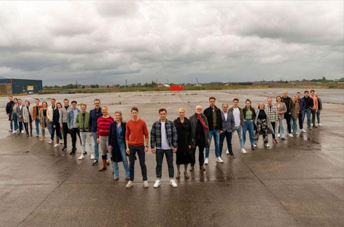 Vanaf 1 oktober nieuwe acteurs in Soldaat van Oranje